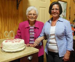 Faye 90th Birthday